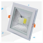 SLTDS-C-10W LED Glass Downlight